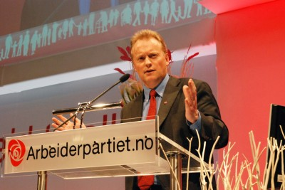 """Raymond Johansen is a powerful person within Norway's Labour Party, which currently holds government power, but he says he's only """"personally"""" calling for changes in the Norwegian Nobel Committee. PHOTO: Arbeiderpartiet"""