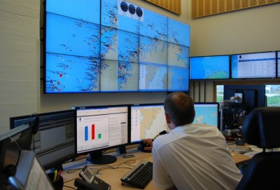 All vessel traffic in the Arctic waters around Norway is monitored closely by Vardø Radio. PHOTO: newsinenglish.no/Nina Berglund