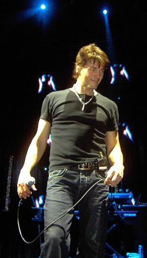 concert in Germany, 2005