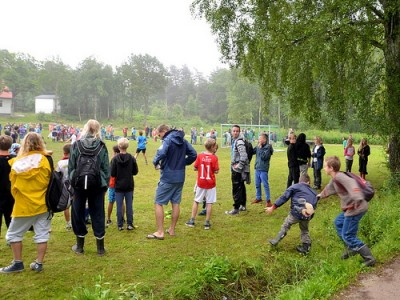 There has been a sharp rise in the number of immigrant children living below the poverty line in Norway. PHOTO: Barne-, likestillings- og inkluderingsdepartmentet