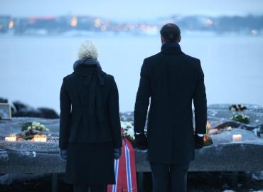 PHOTO: Det Norske Kongehuset/NTB Scanpix