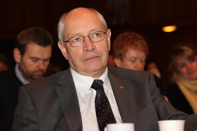 Martin Kolberg, a Labour Party veteran who heads the parliament's supervisory committee, has been furious that Telenor officials earlier withheld information about how they handled the corruption allegations around Telenor's partly owned VimpelCom Ltd. Now he and his fellow committee members are holding another hearing, and have summoned 14 current and former Telenor officials for questioning, along with three current and former trade ministers. The government is Telenor's biggest shareholder with a 54 percent stake, which is why the committee has become involved. PHOTO: Arbeiderpartiet