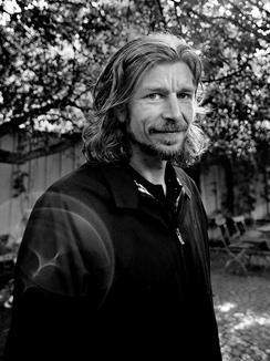 Karl Ove Knausgård PHOTO: Aschehoug Agency/Kristian Ridder-Nielsen