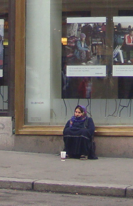 ban on begging Norway, one of the richest countries in the world, plans to introduce a ban on begging more than 60 percent of the population say it should be considered a crime.