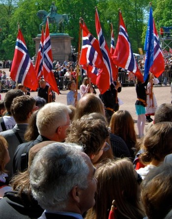 Norwegians aren't immune from terrorists, and possible targets are believed to be symbols of national pride, oil installations or, as in other countries, public transit systems like trains, subways and airlines. PHOTO: Views and News