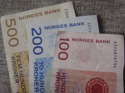 It's up to Norges Bank to decide what's printed on Norwegian currency. PHOTO: Views and News