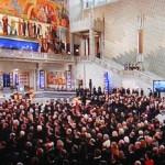 Some envoys drop Nobel ceremony