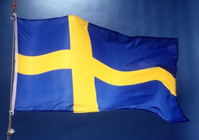 There still aren't a lot of Swedish flags in Norway, but there are a lot of Swedes: 55,103 at last count, according to Norway's state statistics bureau SSB. PHOTO: Wikipedia