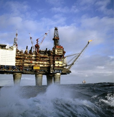 Statoil's Gullfaks field in the often stormy North Sea is causing more safety concerns. PHOTO: Statoil/Øyvind Hagen