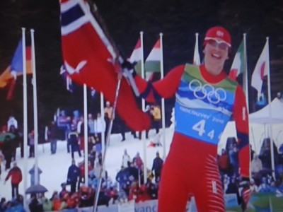 Marit Bjørgen did well at last year's Olympics in Vancouver and seems to be Norway's greatest hope for more gold at the World Championships. PHOTO: NRK/Views and News