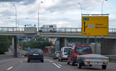 Driving into Oslo will become even more expensive, if city politicians get their way. PHOTO: Views and News