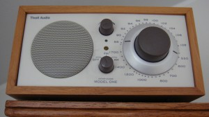 Radios like this won't be usable after 2017 without digital adapters, since the government plans to phase out Norway's FM system. PHOTO: newsinenglish.no