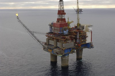 The Gullfaks B platform, pictured above, is the subect of PSA's damning criticism of Statoil. PHOTO: Øyvind Hagen / Statoil