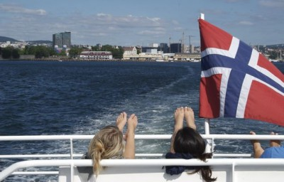 When Norwegians are on holiday, one of their top priorities is to spend time with friends and family. PHOTO: Views and News