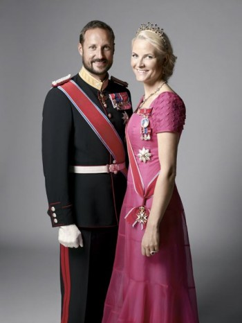 Crown Prince Haakon and Crown Princess Mette-Marit will be celebrating their 10th wedding anniversary next month. PHOTO: Det Kongelige Hoff
