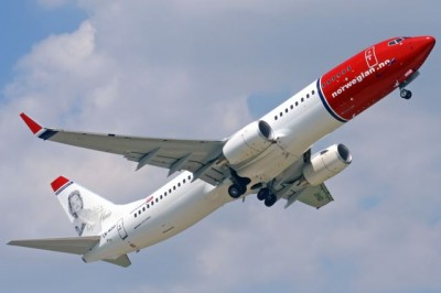 Things are looking up at Norwegian Air. PHOTO: Norwegian/Peter Andrasovszky