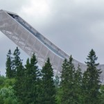 Brand new ski jump full of mistakes