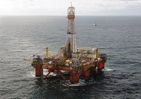 Statoil could report even more oil found at its Aldous/Avaldsnes field in the North Sea. PHOTO: Harald Pettersen / Statoil