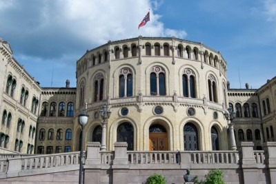 The 156th session of Norway's Parliament (Stortinget) opened on Monday. PHOTO: Views and News