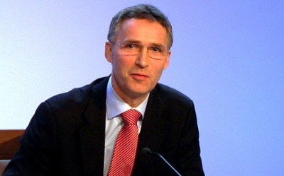 Former Norwegian Prime Minister Jens Stoltenberg has seemed amused by all speculation over his reported candidacy for NATO's top post. After being beaten by an Italian newspaper on the original report, local media has been scrambling to come up with scoops of their own. PHOTO: Statsministerens kokntor