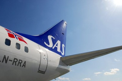 Long-troubled SAS could report its second profitable quarter in a row. PHOTO: SAS