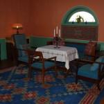 A peek inside Vigeland's home