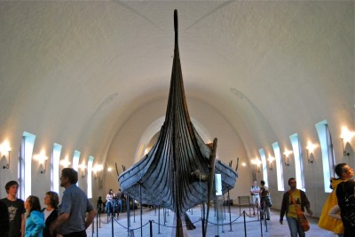 Norway's Viking ships, excavated after nearly a thousand years, may stay berthed at Bygdøy. PHOTO: Views and News