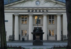 Only three firms listed on the Oslo Stock Exchange tripled their share prices last year. PHOTO: Views and News