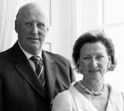 Harald and Sonja