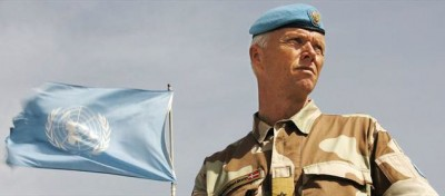 'Soldier and diplomat' Robert Mood, the Norwegian Major General who will be leading the UN's observer force in Syria. PHOTO: UN Info