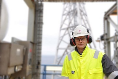 Statoil chief executive Helge Lund has conceded that his deal with the Russians carries high risk, but he thinks the rewards can be high, too. PHOTO: Statoil/Harald Pettersen