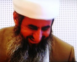 Mullah Krekar has been in the news, and been a problem for Norwegian authorities, for years. PHOTO: NRK screen grab/Views and News