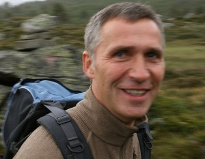 Prime Minister Jens Stoltenberg was looking forward to head out hiking again this summer in the Norwegian mountains. PHOTO: Statsministerenskontor