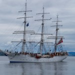 Tall ship stands tall after 75 years