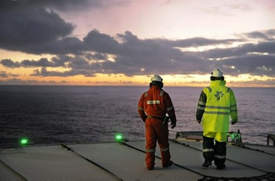 The outlook for oil and gas exploration in the Barents Sea remains bright, according to Norway's oil minister, but public concerns remain high as well. PHOTO: Statoil/Harald Pettersen