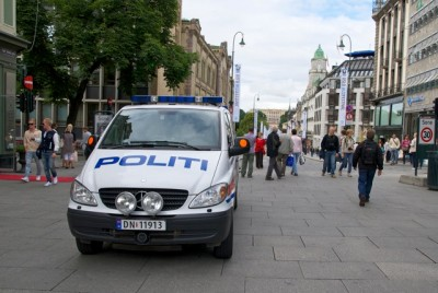 Police in Oslo have been busy responding to complaints over migrant poor in Oslo, and now their counterparts in northern Norway are being called upon as well. PHOTO: Views and News