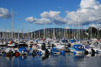 Norwegians love their boats, but the boat-building industry is in the midst of hard times. PHOTO: Views and News