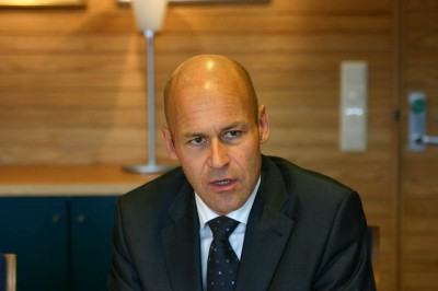 Øystein Mæland resigned his position as head of Norway's state police, saying he lacked enough clear support from the government that hired him just last year. PHOTO: Justisdepartementet
