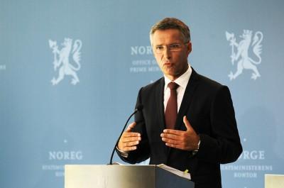 Prime Minister Jens Stoltenberg retains the support of a vast majority of Norwegians. PHOTO: Statsministerens kontor