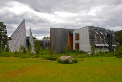 The Sami Parliament in Karasjok, Northern Norway, has also opened for a new session. PHOTO: newsinenglish.no