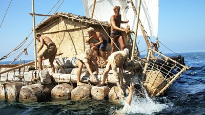 """The cast of the Norwegian film """"Kon.Tiki"""" was in Hollywood this weekend, hoping they might win an Oscar, but also claiming they were just happy to be nominated. PHOTO: Norsk Film Institutt"""