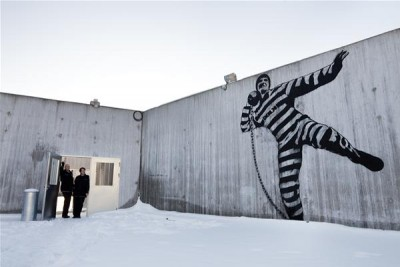 The Halden Prison, which just opened a few years ago, is set to be expanded by 100 cells. PHOTO: Justisdepartementet