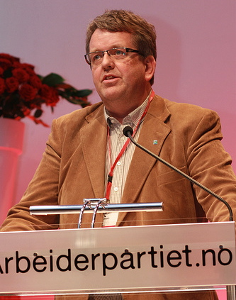 Rune Øygard has been a respected member of the Labour Party for many years, but now his political career seems to be over. PHOTO: Arbeiderpartiet