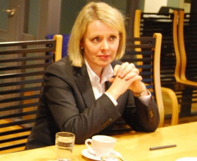 Benedicte Bjørnland, new head of police intelligence agency, wants to help prevent youth from becoming radical. She and her colleagues still see radical Islamists as posing the biggest security threat in Norway. PHOTO: newsinenglish.no