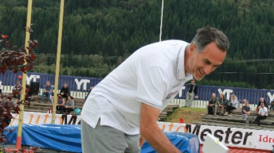 Track and field coach Petar Vukicevic is fending off a doping drama that's being linked to a family feud. PHOTO: Norges Friidrettsforbund