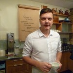 Coffee break with top Oslo barista