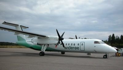 Widerøe on strike, flights grounded