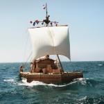 'Kon-Tiki' en route for Golden Globe