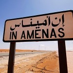 The Algerian desert at In Amenas remained the scene of a dramatic hostage crisis on Thursday, with nine Norwegians believed to be among those captured. PHOTO: Statoil/Kjetil Alsvik