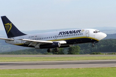 Ryanair already flies to and from the airports at Moss, Sandefjord and Haugesund in Norway, but now wants to start offering domestic routes as well. PHOTO: Wikipedia